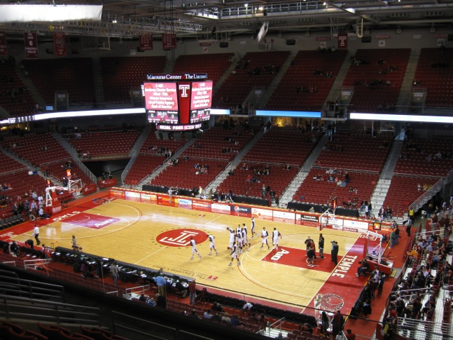 Liacouras Center Interior