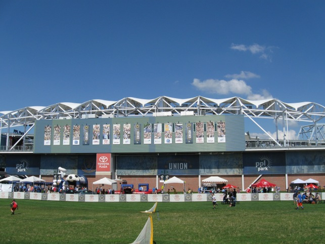 PPL Park Concourse