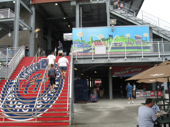 Metro Bank Park Concourse