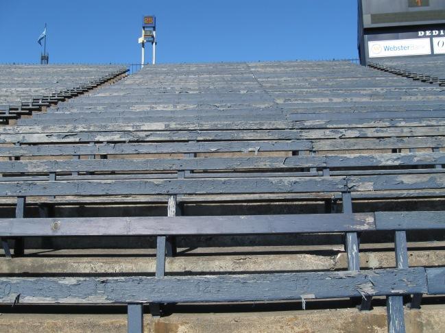 Yale Bowl Interior