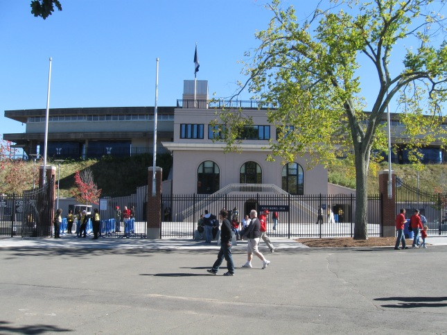Yale Bowl Exterior