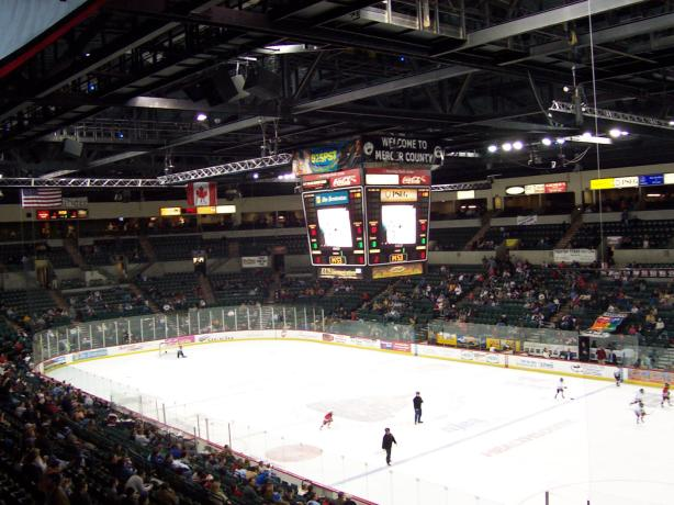 So long to the Sun National Bank Arena as the Trenton Titans have folded