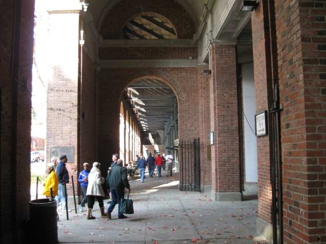 Memorial Field Concourse