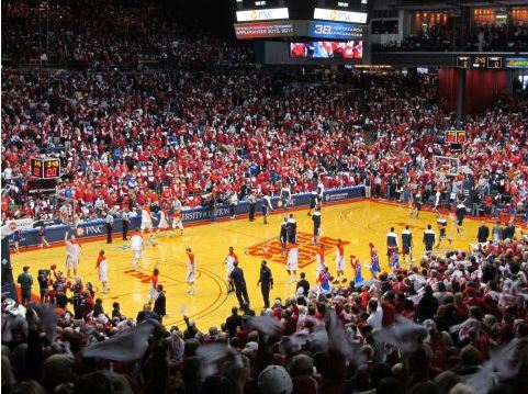 UD Arena (image from Stadium Journey)