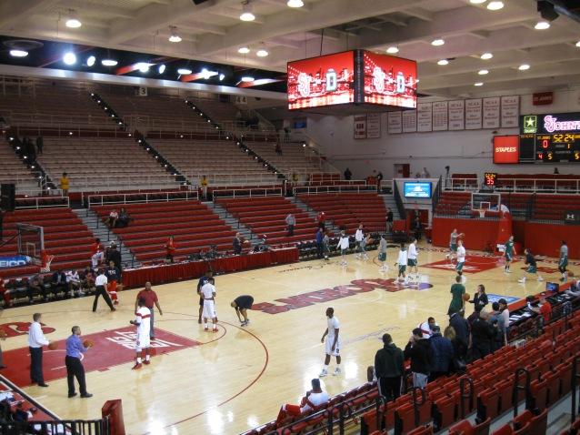 Carnesecca Arena Interior