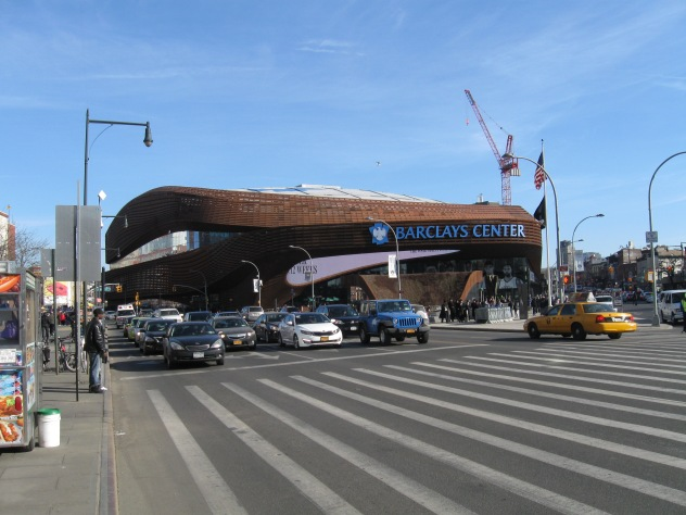Barclays Center Exterior