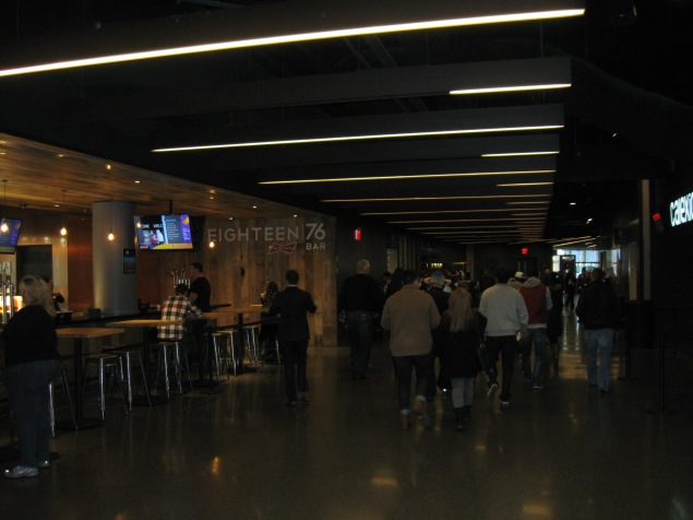 Barclays Center Concourse