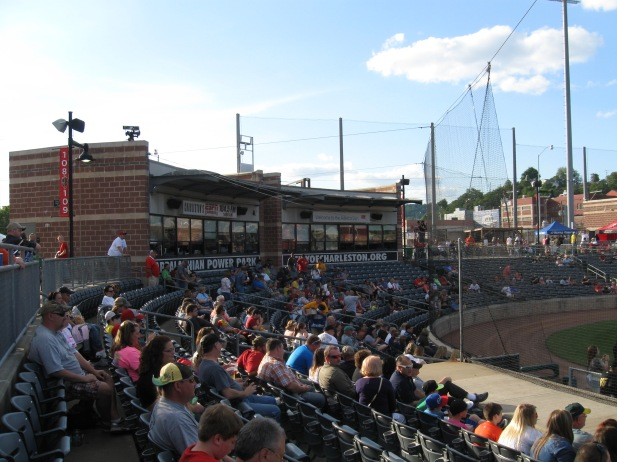Appalachian Power Park Interior