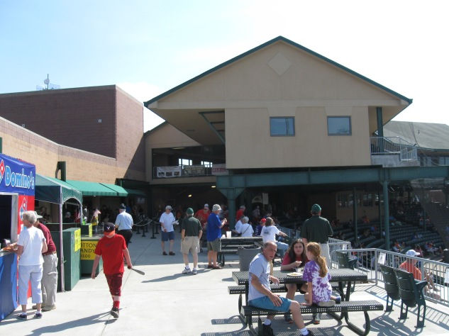 Calvin Falwell Field Concourse