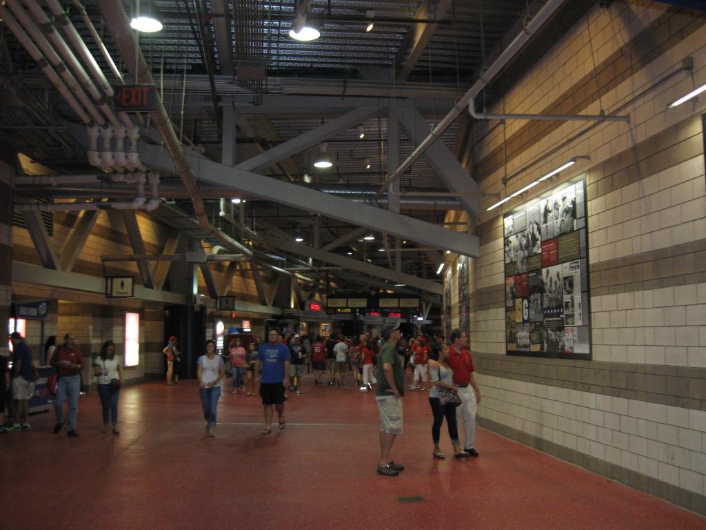 Nationals Park Concourse