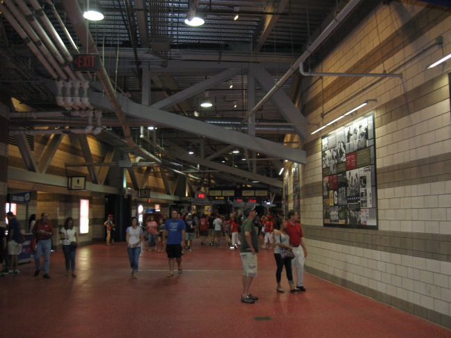 Nationals Park Concourse