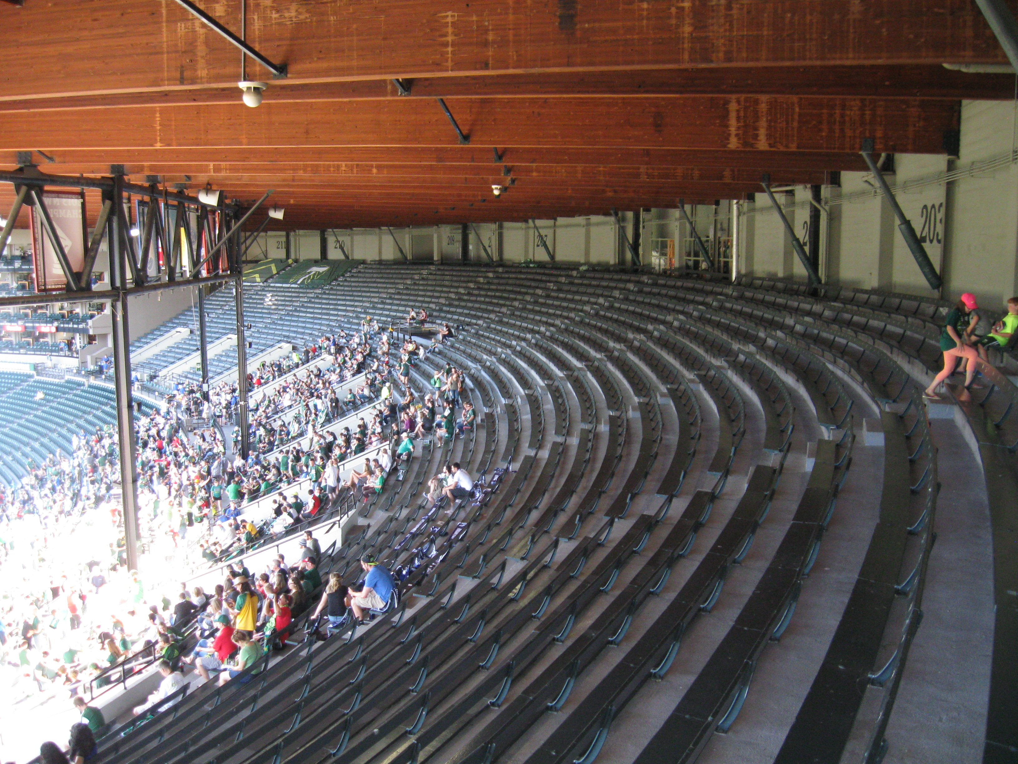 Madison Square Garden: #152 Providence Park « Stadium And Arena Visits