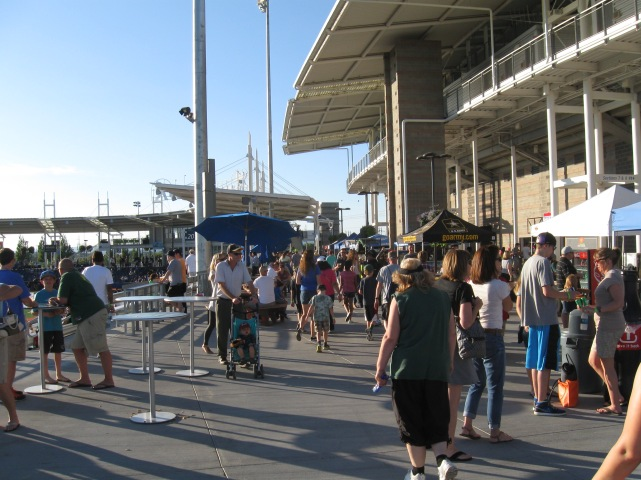 Ron Tonkin Field Concourse