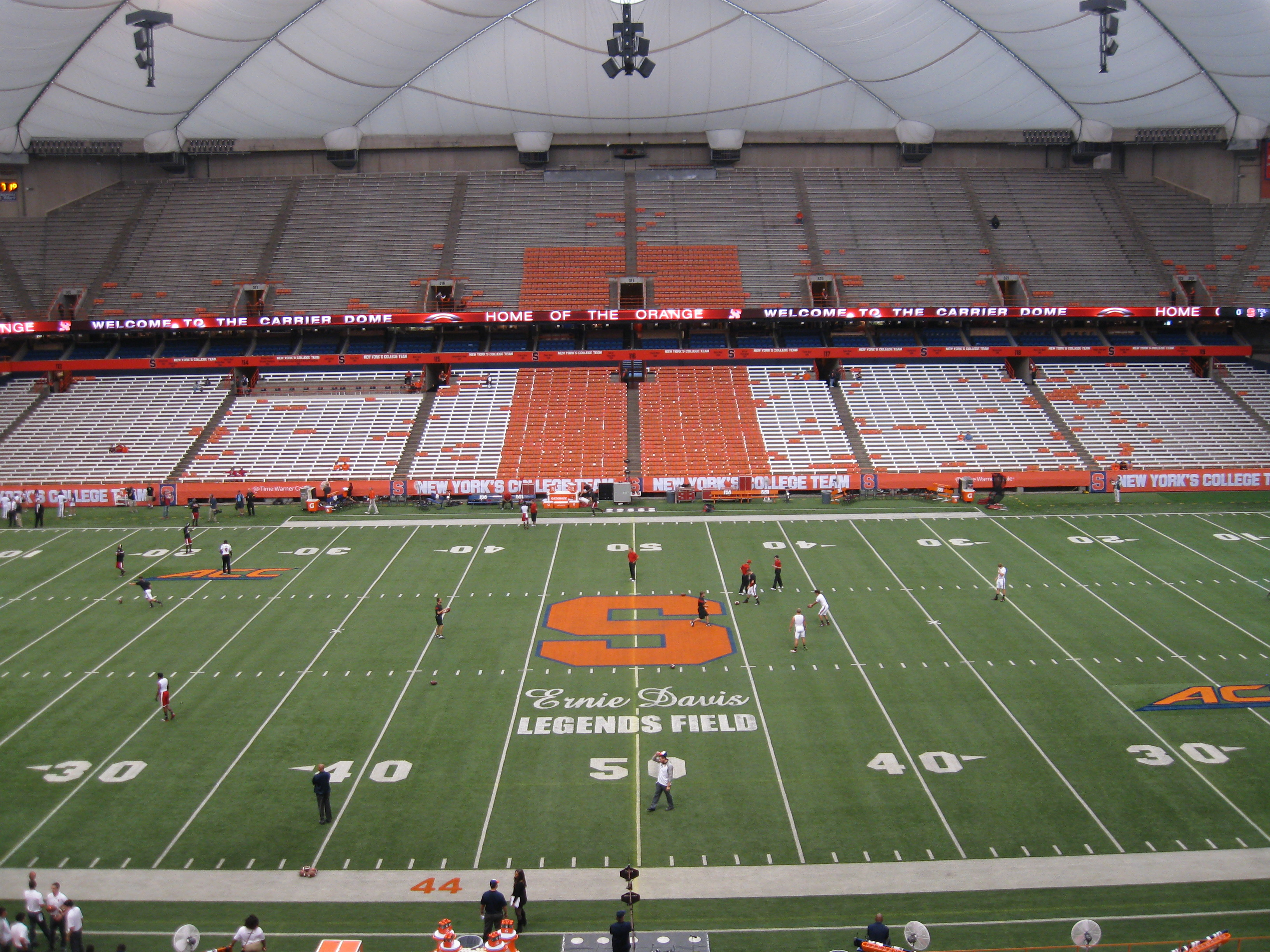 My Rise And Fall With Syracuse Athletics 171 Stadium And