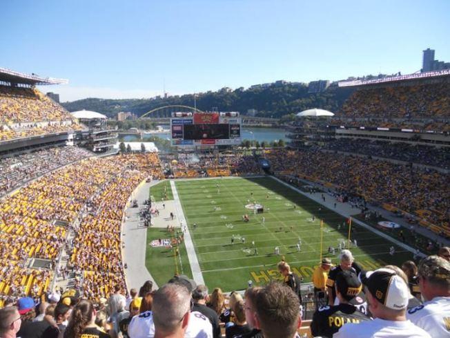 Heinz Field in Pittsburgh (Photo Credit: Stadium Journey)