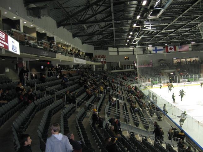 K-Rock Centre Interior