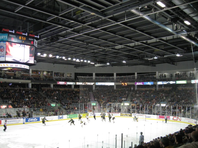 K-Rock Centre Interior