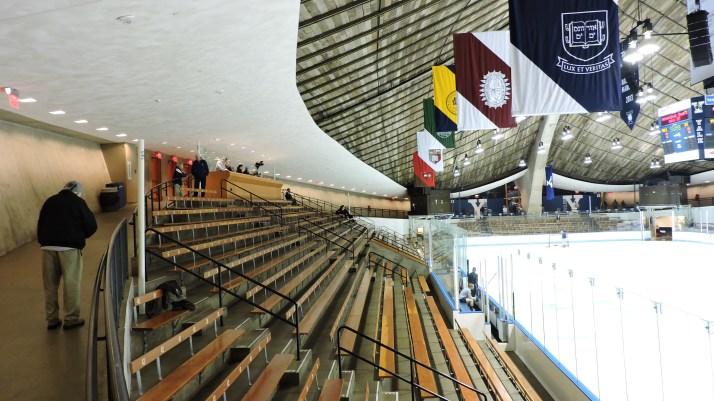 Ingalls Rink Interior