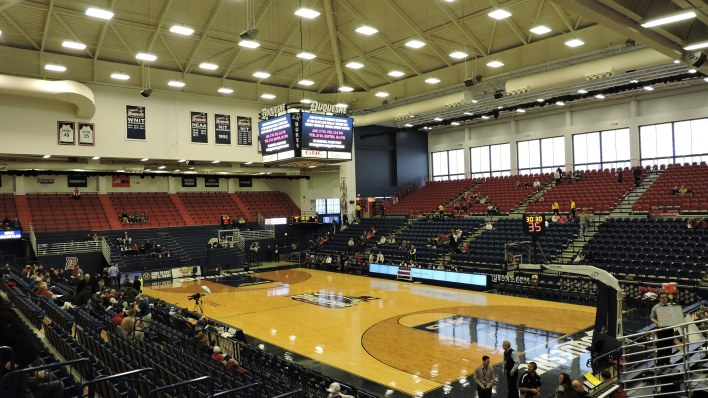 A.J. Palumbo Center Interior
