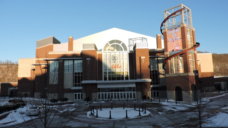 CalU Convocation Center