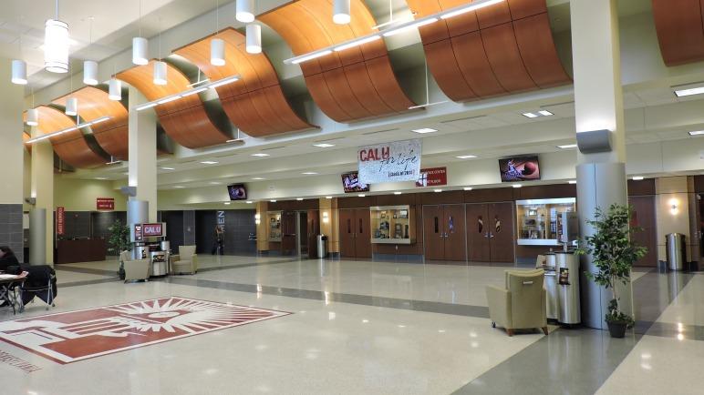 Cal U CC Concourse