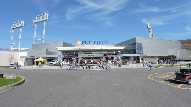 PNC Field Exterior