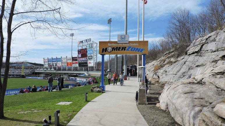 PNC Field Concourse