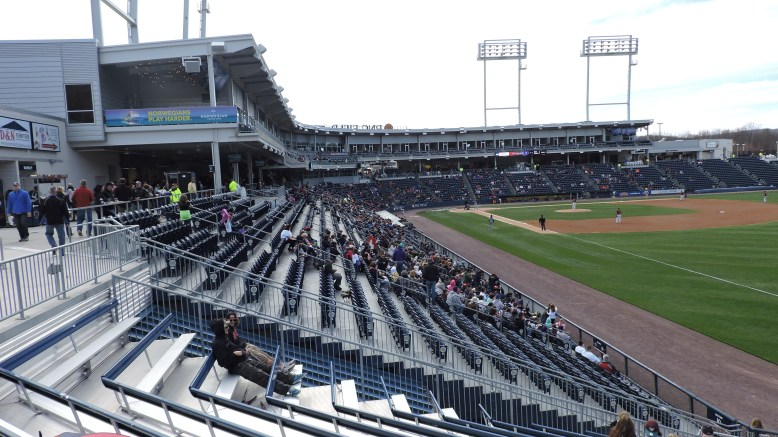 PNC Field Interior