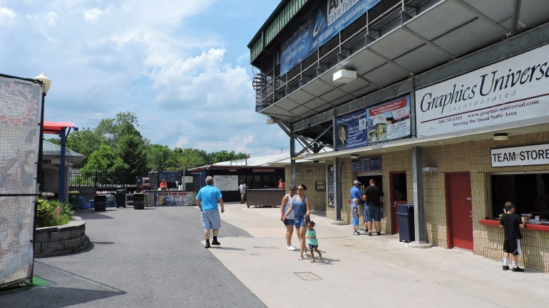 Municipal Stadium Concourse