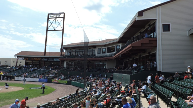 Regency Furniture Stadium Interior