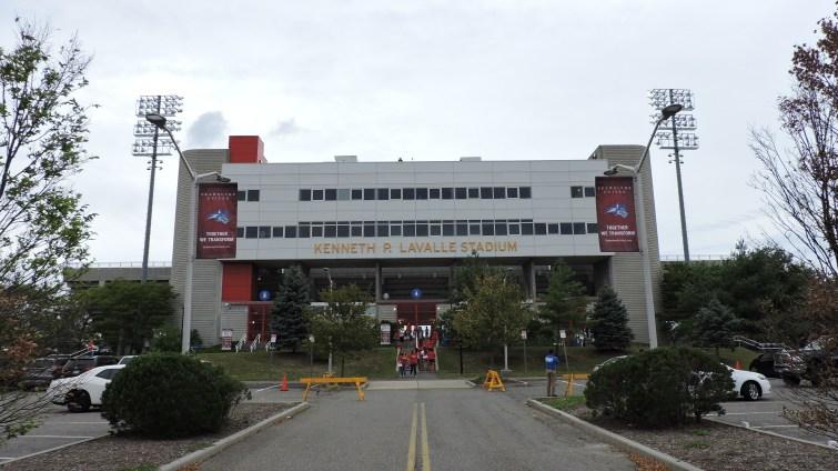 LaValle Stadium Exterior