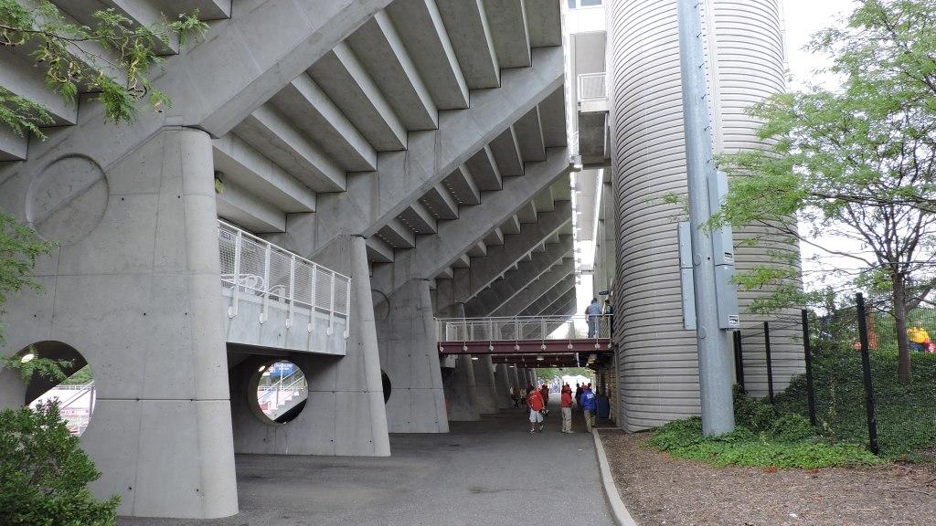 LaValle Stadium Concourse