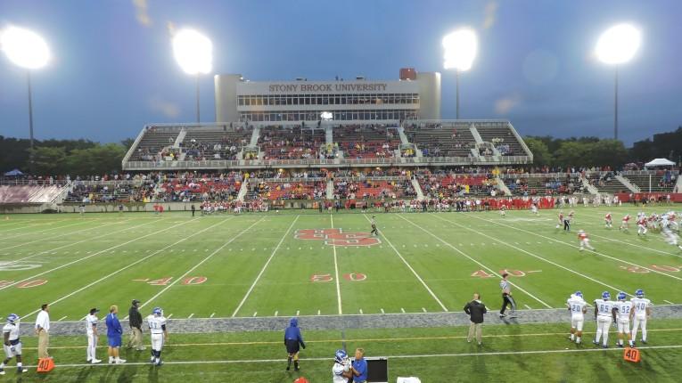 LaValle Stadium Interior