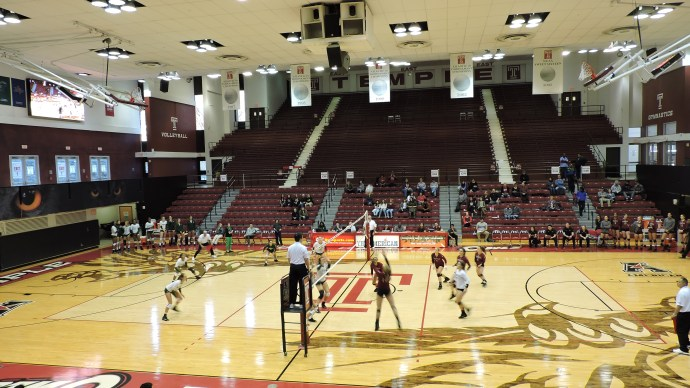 McGonigle Hall Interior