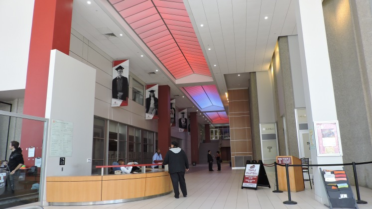 McGonigle Hall Concourse