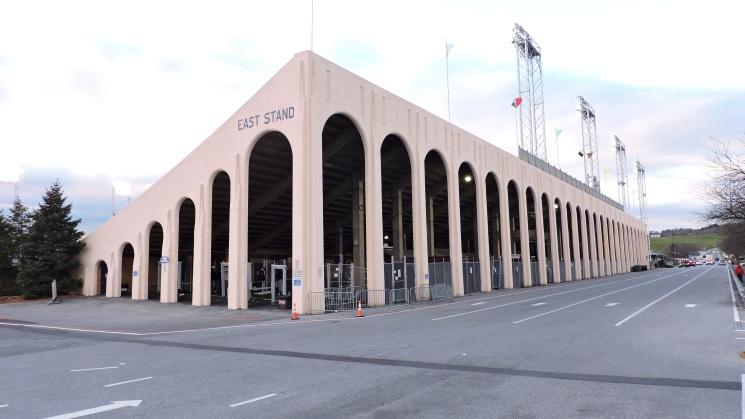Hersheypark Stadium Exterior