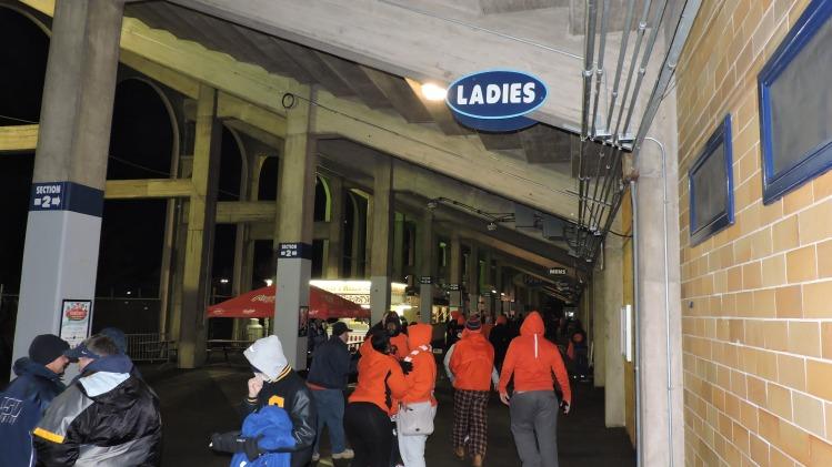 Hersheypark Stadium Concourse
