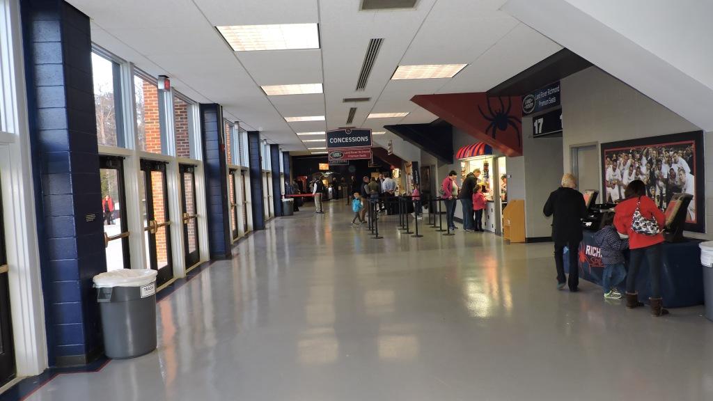 Robins Center Concourse