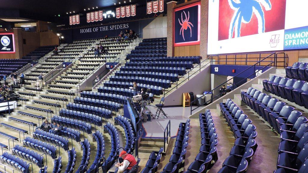 Robins Center Interior