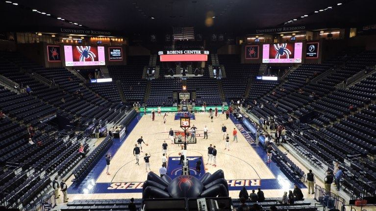 Robins Center Interior