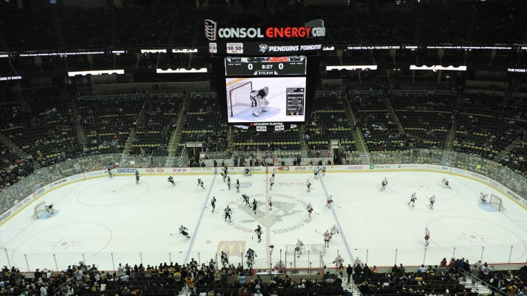 Consol Energy Center Interior