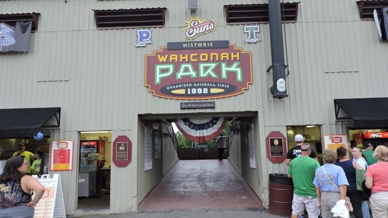 Wahconah Park Exterior