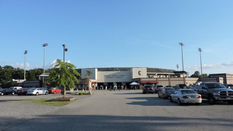 Dodd Stadium Exterior