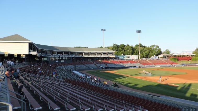 Dodd Stadium Interior