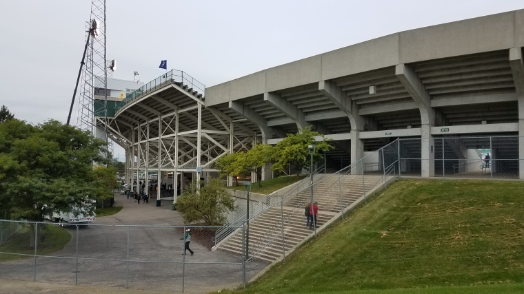 Rynearson Stadium Exterior