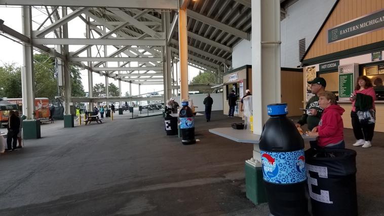 Rynearson Stadium Concourse