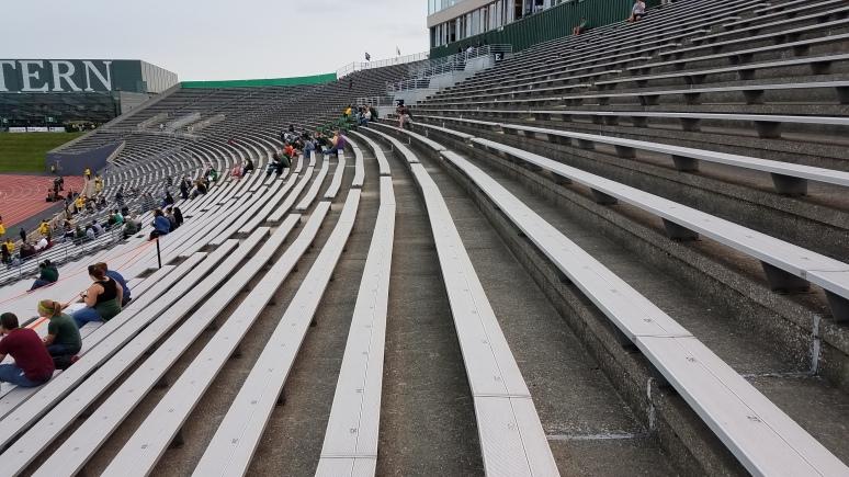 Rynearson Stadium Interior