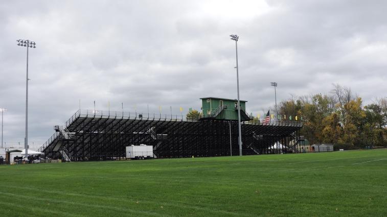 Eunice Kennedy Shriver Stadium Exterior