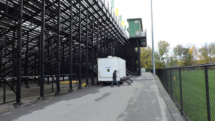 Eunice Kennedy Shriver Stadium Concourse